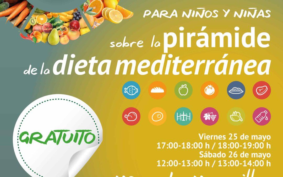 La Pirámide de la Dieta Mediterránea