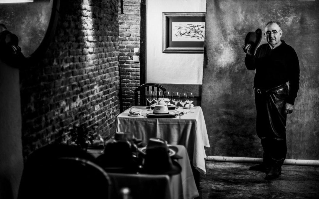 Entrevista al cocinero Abraham García