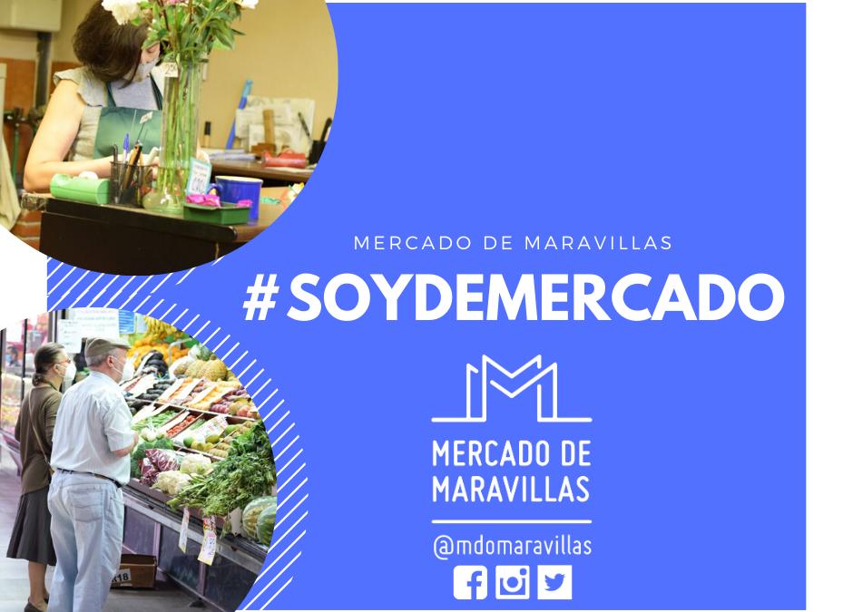 #SoyDeMercado